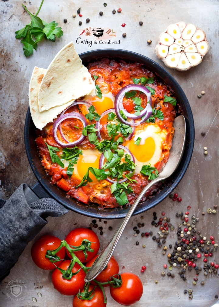 Shakshuka with a twist