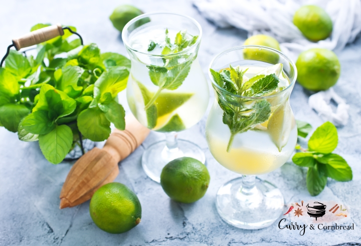 Mojito Cocktail or Mocktail