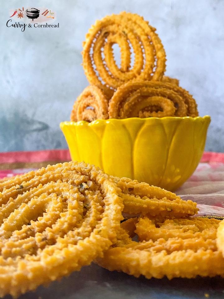 Chakri (Gluten-free)